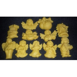 Pendant silicone moulds