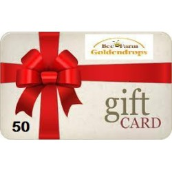 Gift card 50 pounds
