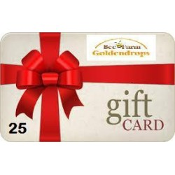 Gift card 25 pounds