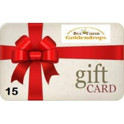 Gift card 15 pounds