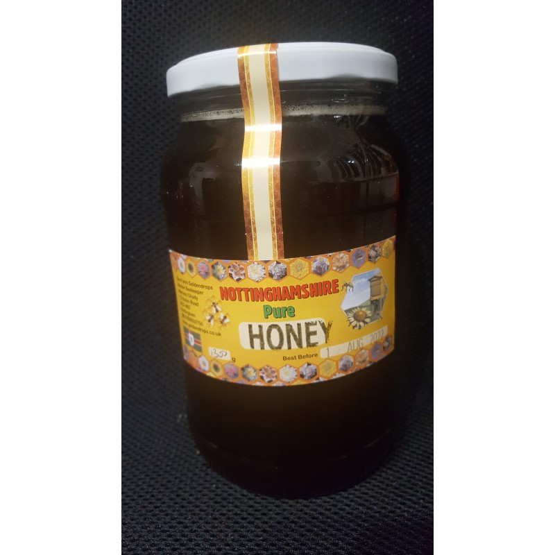 Buckwheat honey H11