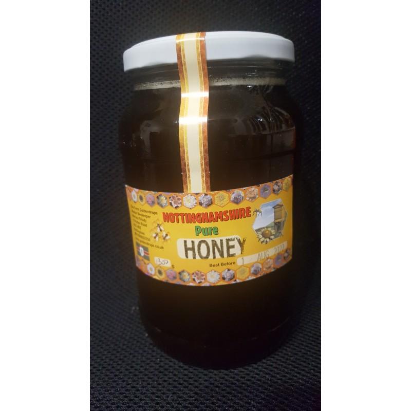 Miód gryczany H11